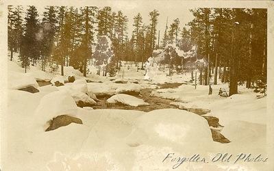 Extra Scenic Postcard