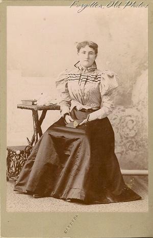 Dona Rasmussen Solway