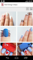 Screenshot of Nails Step by Step Tutorial