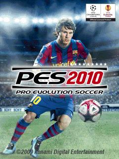 download jogo para celular PES 2010 MOBILE grátis