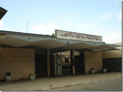 Lagos General Hospital