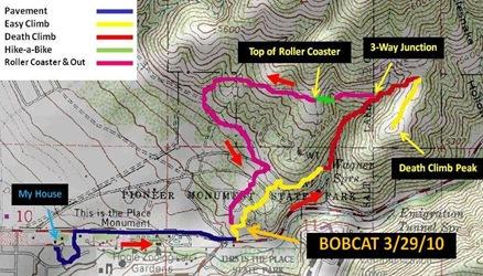 Bobcat Map
