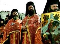 greek priests