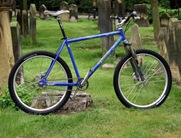 Singlespeed-mountainbike