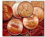 lincoln-pennies