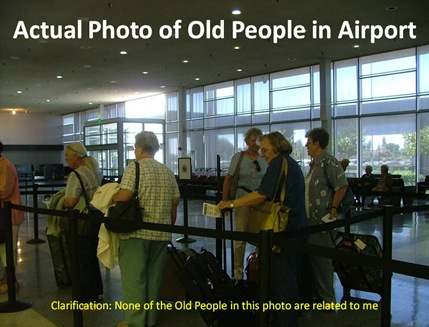 Old People Airport