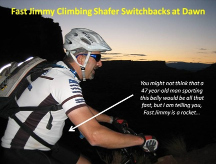 Fast Jimmy Climbing Shafer