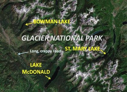 Bowman Map