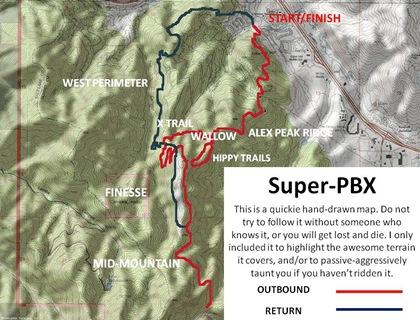 SuperPBX Map