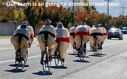 Team rolling