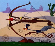 road-runner-bow-arrow