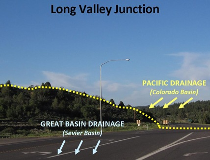 Long Valley Boundary