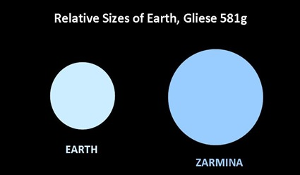 Earth Zarmina