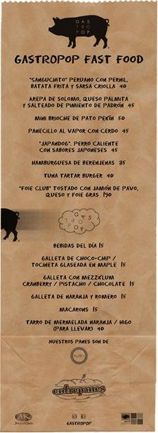 mariadelina zobel - menu gasTROPop