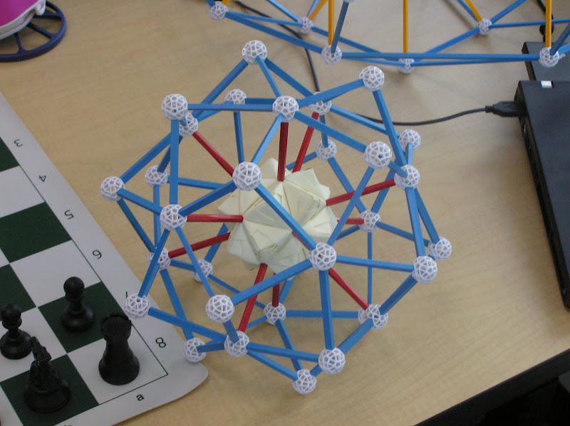 zome + modular origami