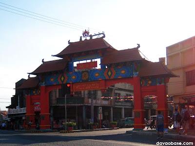 Unity Arch in Chinatown, Uyanguren