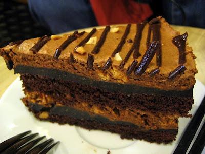 Cashew Mocha at Bo's Coffee Club: Insanely good!