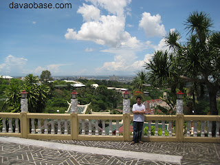 view of downtown Cebu