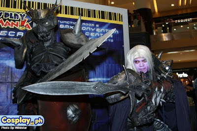 Cebu qualifiers in Cosplay Tournament of Champions