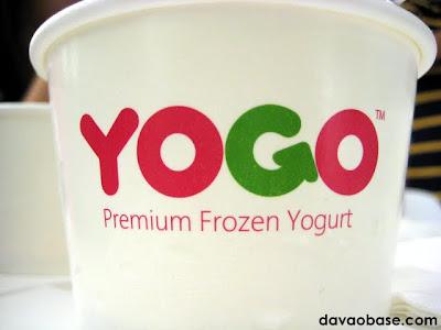 YoGo Premium Frozen Yogurt