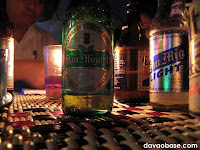 Enjoy your favorite San Miguel beers at Bogser's By The Sea