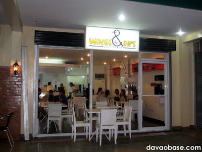 Wings & Dips Cafeteria, Mabini Street, Davao City