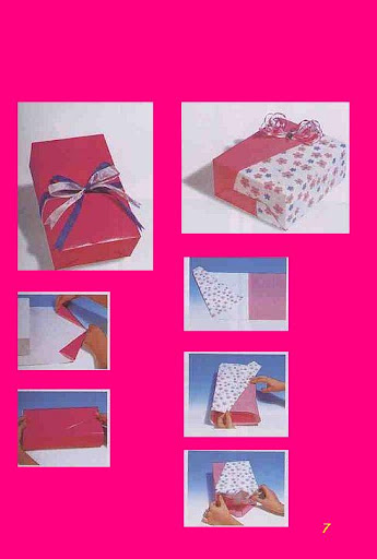 Maneras originales de envolver regalos 7