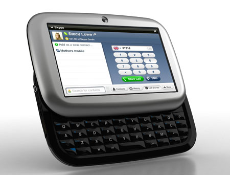 Mobile Internet Device