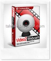 تحميل تنزيل برنامج الكام الوهمي Video2Webcam 3.2 برابط مباشر