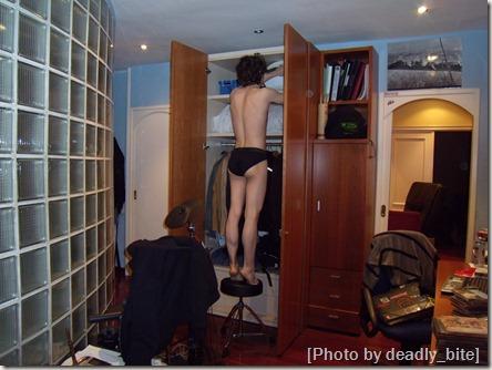 La habitación de Mi Efebo; A.Z.; Barcelona; 31/01/09 20:26