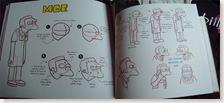 Dibujando a Moe