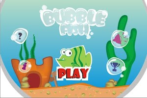 Screenshot of Bubble Fish