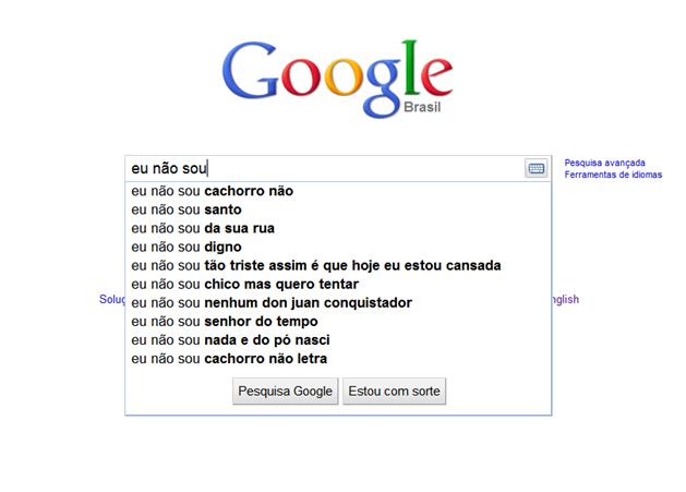 Googlesofando