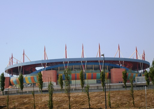 Estadio municipal de aveiro