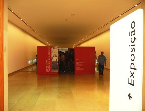exposição  em homenagem a Jacinta Marto