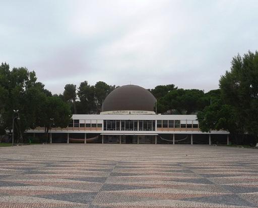 planetário Gulbenkian
