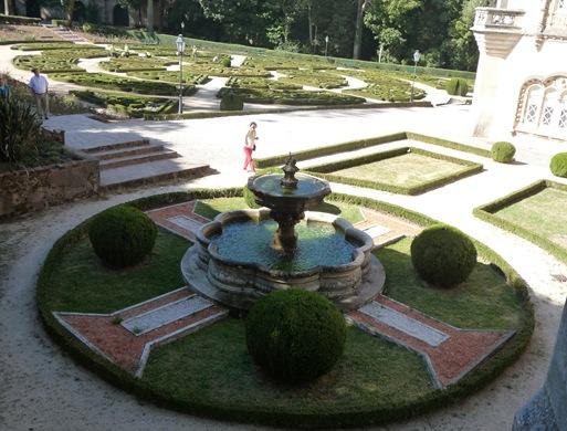 24-  Palácio de Buçaco-fonte