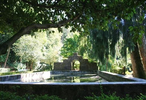 14- Palácio de Buçado- piscina tanque