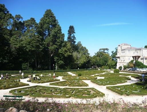 22-  Palácio de Buçaco-jardim