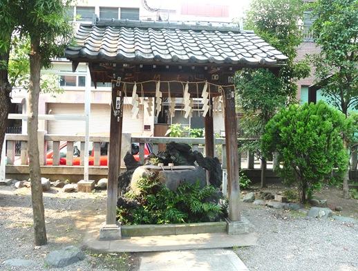 yazaki shrine - local para purificar