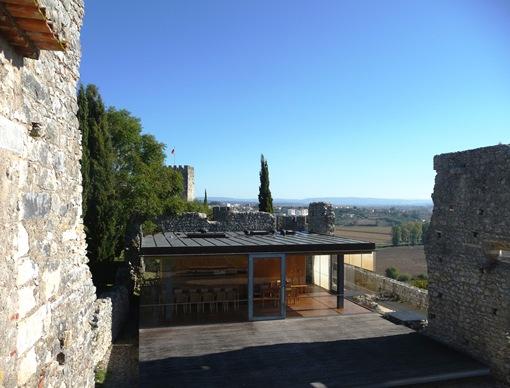 Casa de Chá do Castelo de Montemor-o-Velho