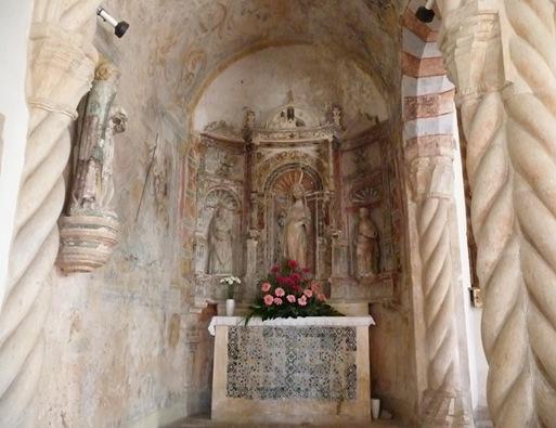 capela do evangelho