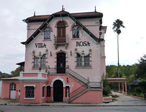 curia - villa rosa - ex pensão rosa - ex restaurante - hoje a venda