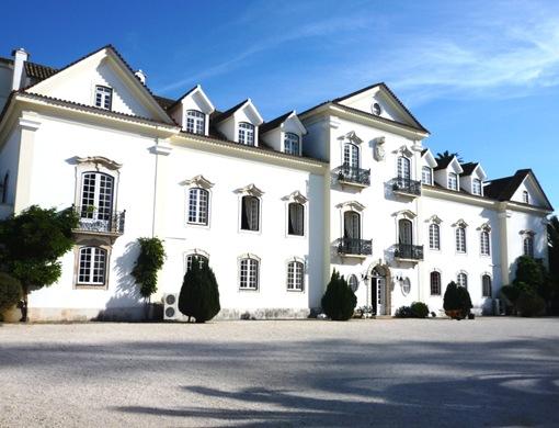 Palácio da Borralha - frente  - Águeda
