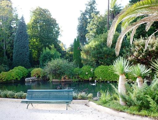 agueda - jardim do palacio da borralha