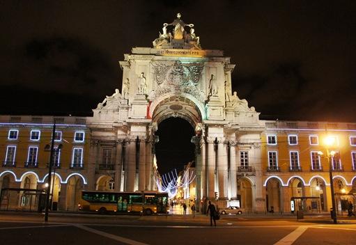 Praça do Comércio - Baixa - Lisboa -2