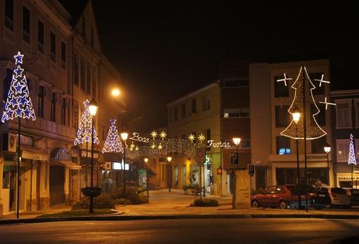 Agueda - Natal - entrada da cidade