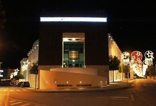 Fátima - natal 2010 - museu vida de cristo