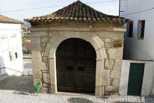 Alpedrinha - capela do Senhor da Oliveira