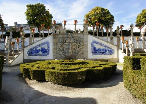 Castelo Branco - Jardim do Paço Episcopal